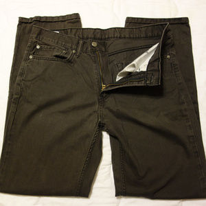 Levi's 514 Straight Fit Jeans 34x32